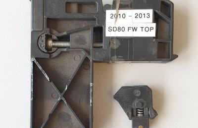 2010-2013 SD 80 TOP FLYDOOR CORNER STAKE