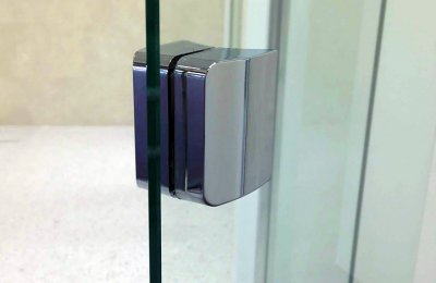 Nood Signature semi-frameless door handle