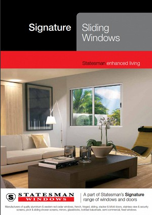 Signature Sliding Windows