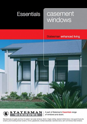 Signature Casement Windows