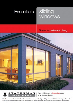 Essential Sliding Windows