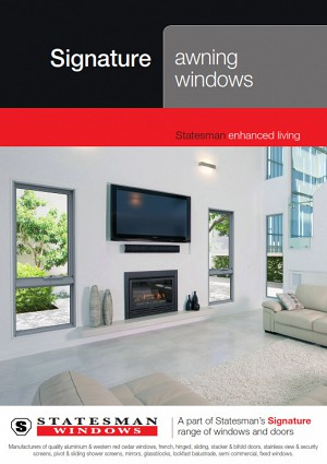 Signature Awning Windows