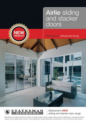 Signature and Essential Sliding and Stacker Doors