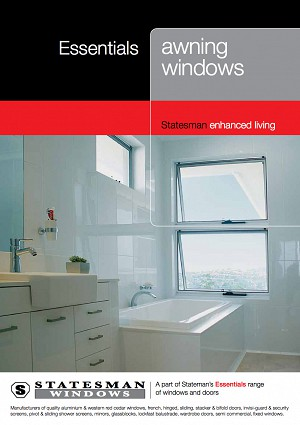 Essential Awning Windows