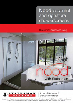 Nood Shower Screens