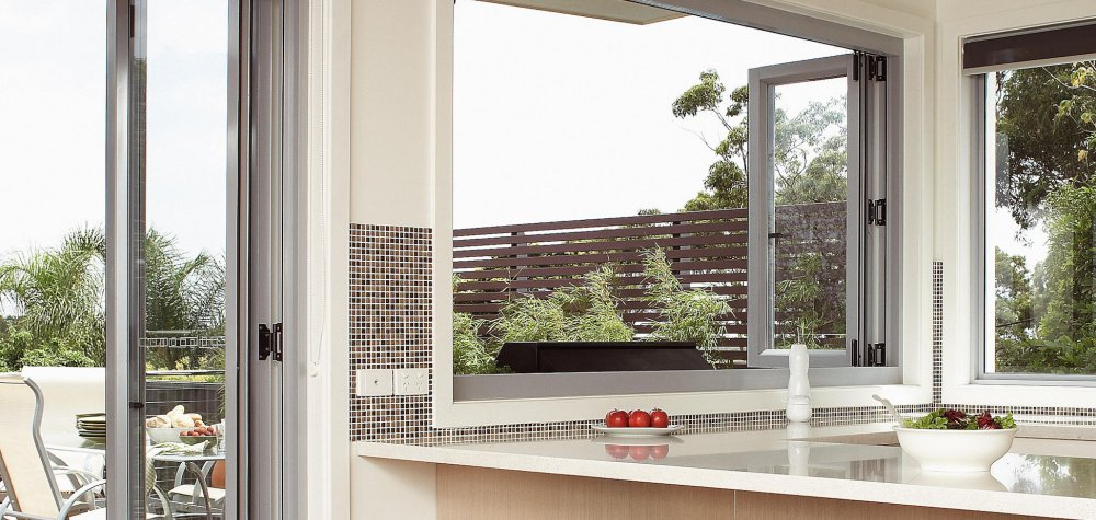 Signature Bi-Fold Window