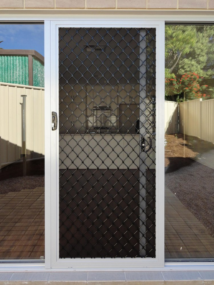 Rekeying or new keys solutions home for Cheap sliding screen doors