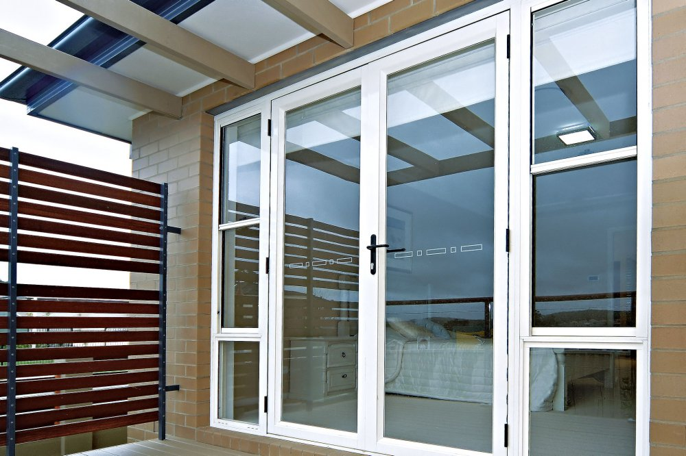 Aluminium Bi Fold Amp Hinged Doors Statesman Windows Adelaide