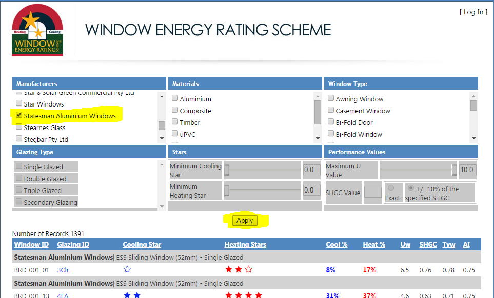 Energy efficient windows statesman windows adelaide - The basics about energy efficient windows ...